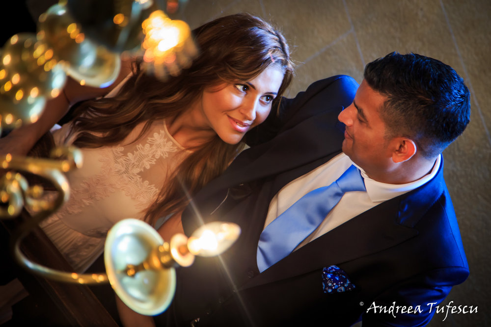 Wedding and Engagement Photography by Andreea Tufescu - Alternative Country Pub wedding R & A