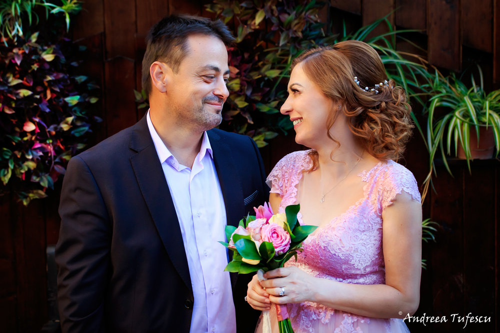Wedding and Engagement Photography by Andreea Tufescu - B &C Wedding and Baptism - Traditional Church Ceremony, Baby Christening and Reception