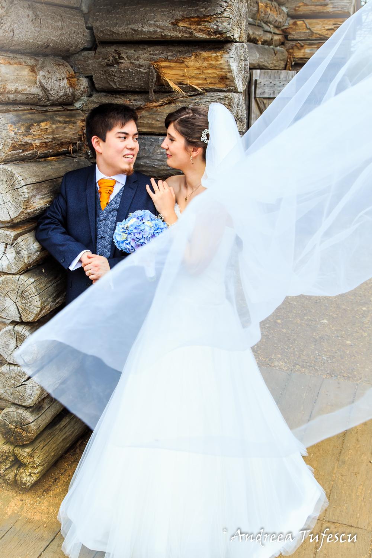 Wedding Photography by Andreea Tufescu - A & N Alternative Wedding - Wetland Centre wedding West London Barnes