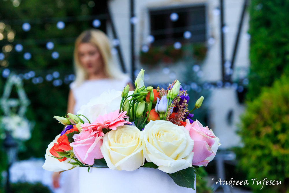 Wedding Photography by Andreea Tufescu - Wedding details - Flowers and decorations