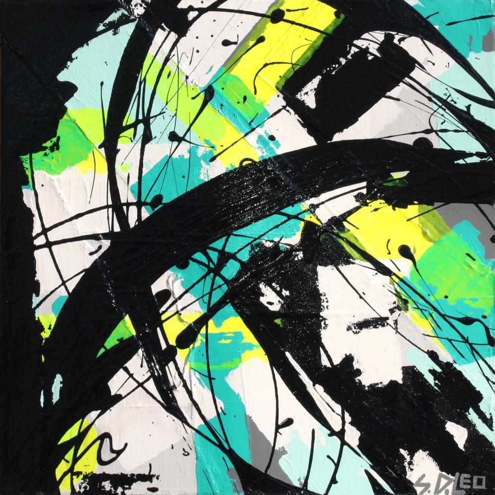 "renewal 12"" x 12"" acrylic on canvas SOLD"