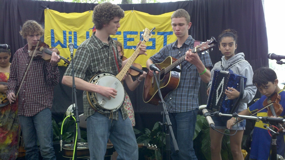 Tumblin' Creek Bluegrass Band At Willfest.jpg
