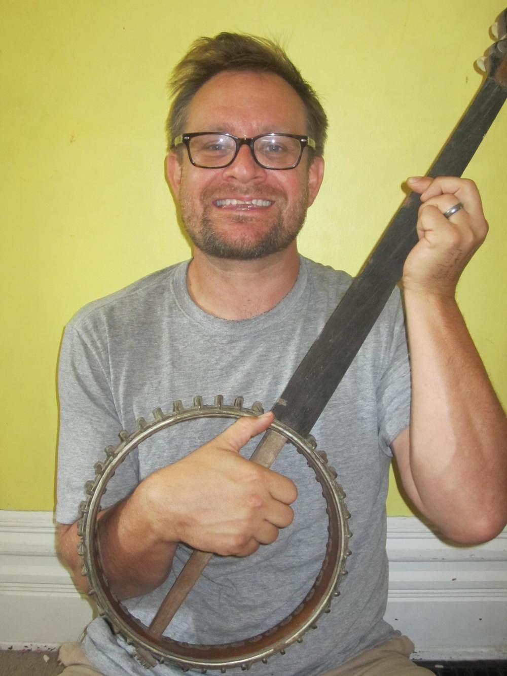 Grampa's banjo.JPG