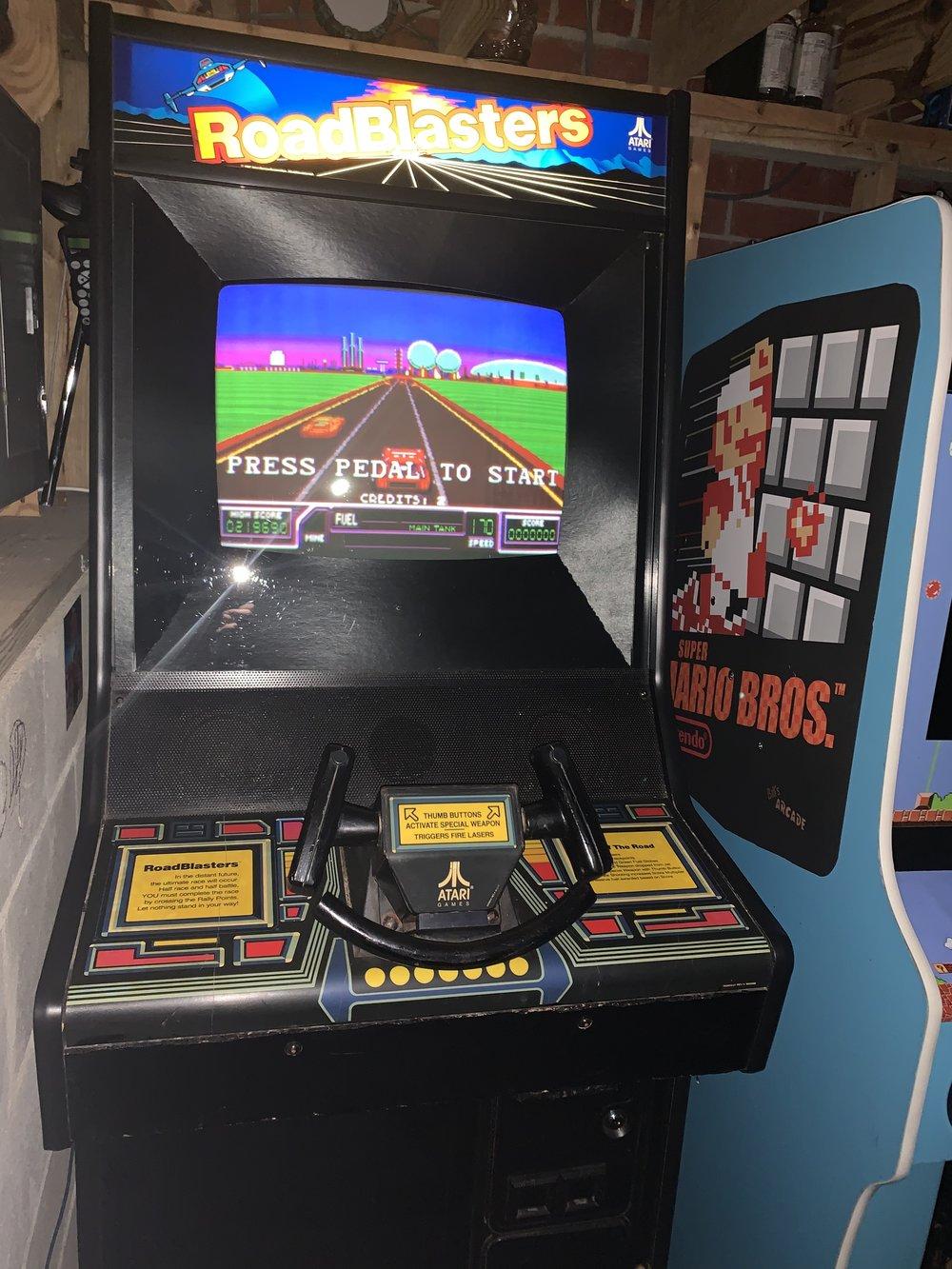 Atari RoadBlasters
