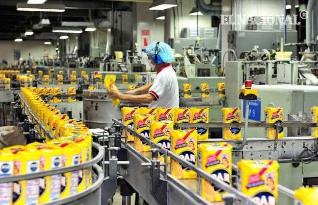 Foto: Cortesía -  Empresas  Polar afirma que mantendrá producción si cuenta con materia prima