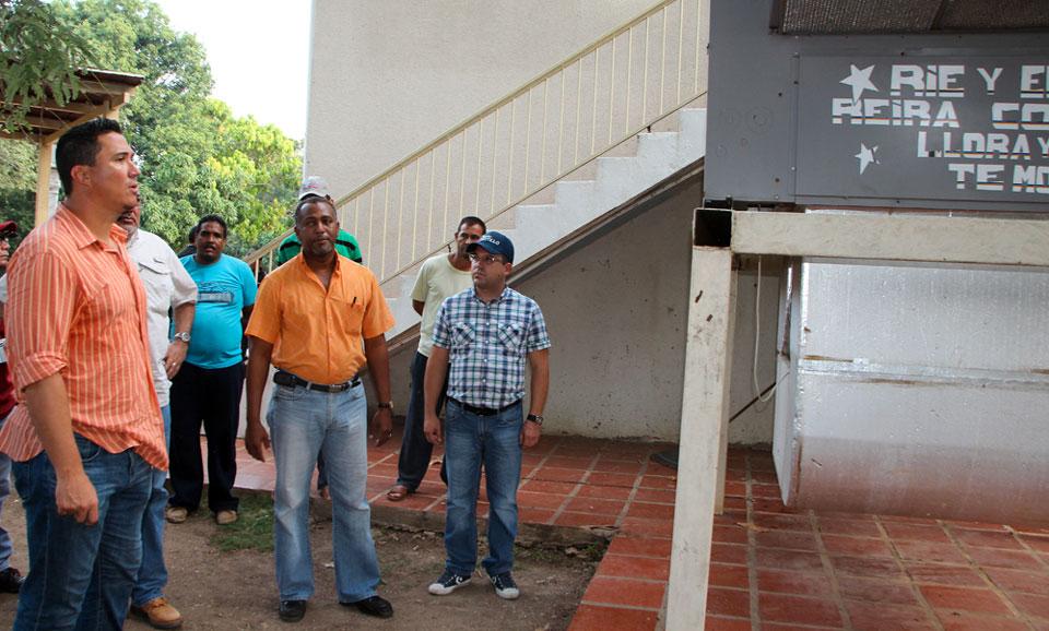 Foto: Alcaldía de Puerto La Cruz
