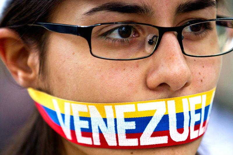 Resultado de imagen para censura en venezuela