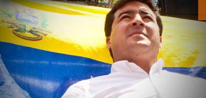 Exalcalde de San Cristóbal está preso en Guárico.Foto: Archivo