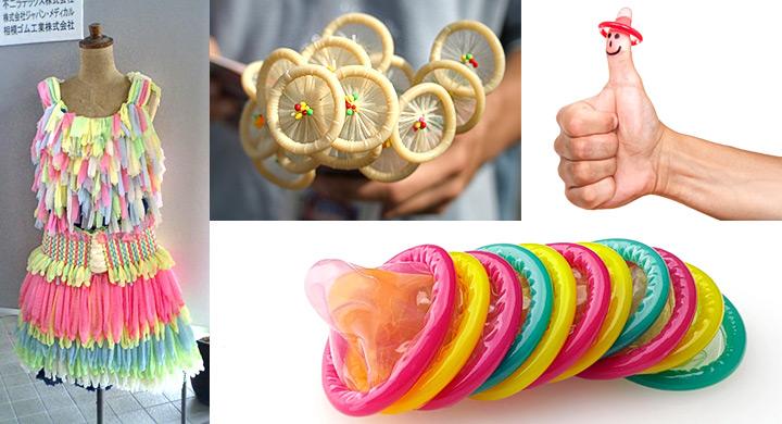 Ideas Locas Para Reciclar Condones El Mercurio Web Noticias - Ideas-para-el-reciclaje