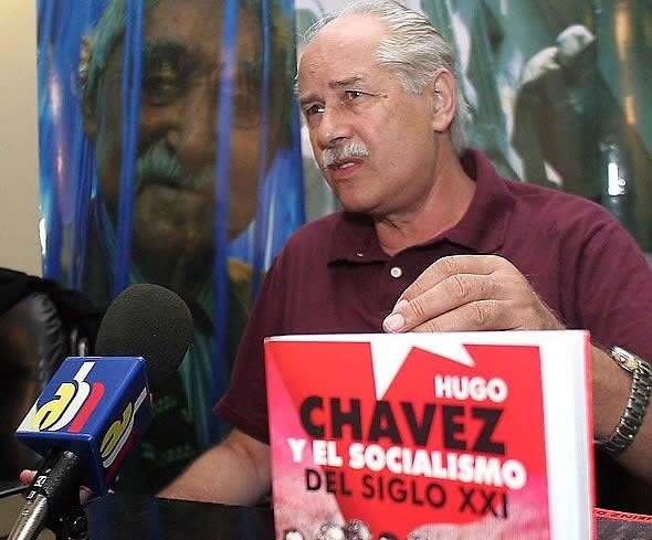 Heinz Dietrich: 2015, ¿Último año del gobierno chavista? | Foto: archivo
