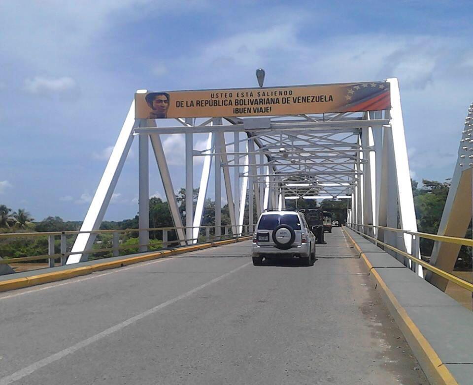Puente Hosé Antonio Paéz | Foto: cortesía