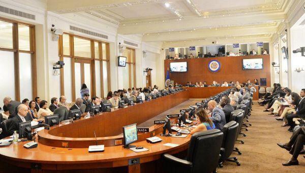 Una Panamá preocupada por división de países en la OEA, optó por el consenso | Foto: cortesía