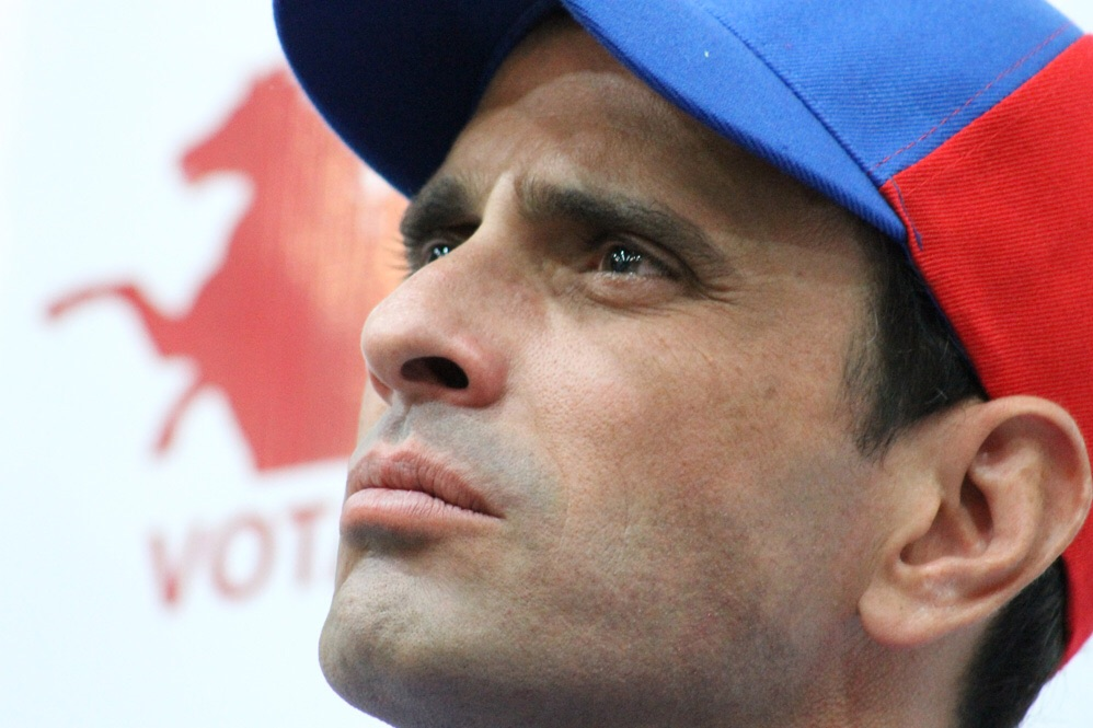 Henrique Capriles: el gobierno no ha podido con la escasez e inflación | Foto: archivo