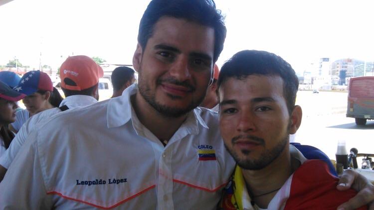 Armando Armas, candidato a la Asamblea Nacional por el Circuito 4 de Anzoátegui | Foto: NF