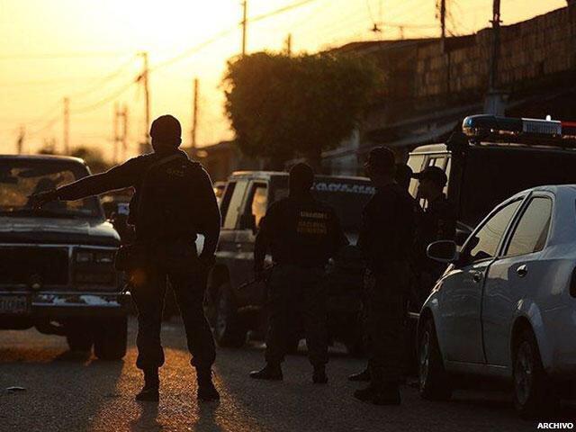 Desplegada OLP en Maracaibo | Foto: cortesía @iguanaTV