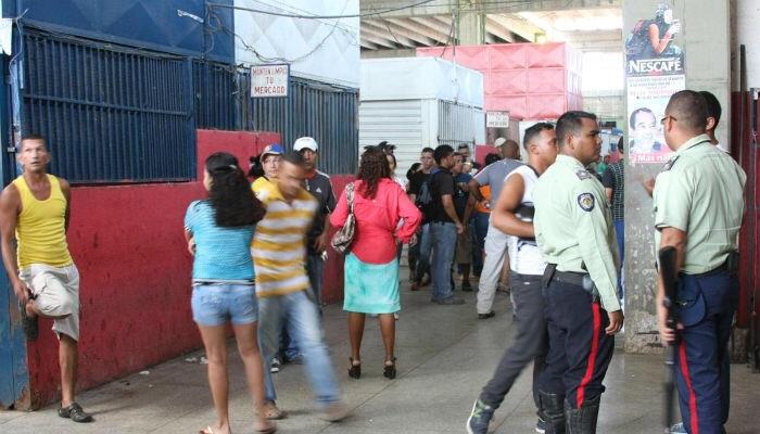 Mercado Municipal de Sucre | Foto: cortesía