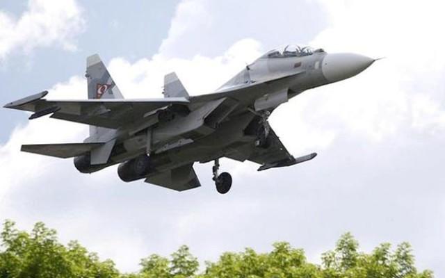 La misión de los dos aviones militares era acompañar y dar seguridad al avión hasta La Habana.Foto: archivo.
