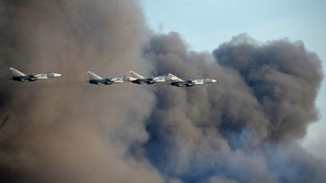 Rusia no contempla la posibilidad de llevar a cabo las operaciones terrestres en ese país. Foto: archivo.