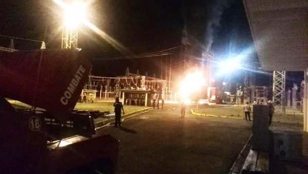 """A través de su cuenta en Twitter el gobernador calificó este incendio como """"saboteo"""" o """"ataque paramilitar"""". Foto: archivo."""