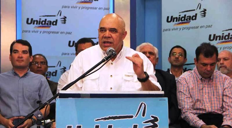 MUD expresó su posición con respecto al acuerdo propuesto por Maduro Foto: Archivo