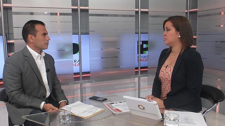 Carlos Michelangeli fue enfático al asegurar que desde la unidad se ha trabajado por el bienestar de los ciudadanos. Foto: nota de prensa