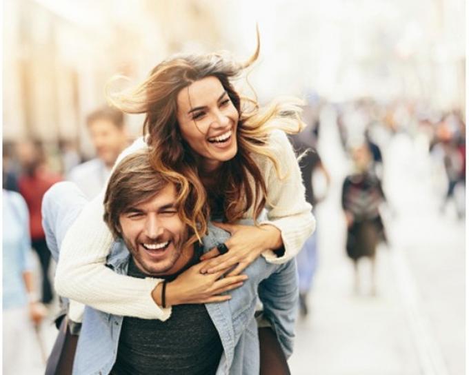 La risa produce efectos que benefician al cuerpo humano. Foto: archivo.