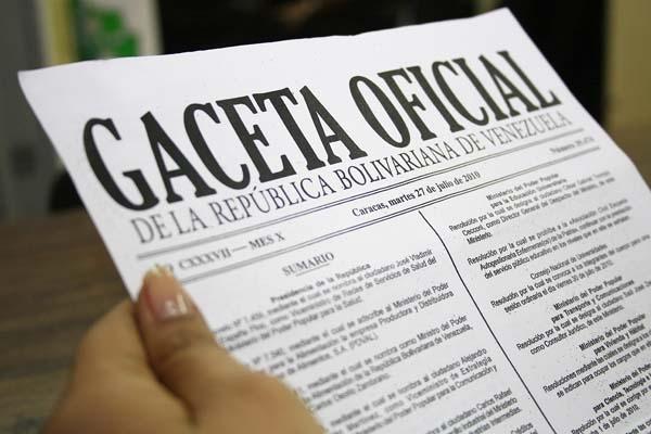 Mediante el decreto Nº 2.056, oficializaron el ajuste del salario mínimo. Foto: archivo.