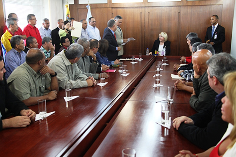 Traición a la patria sería uno de los cargos a investigar por el MP Foto: Cortesía