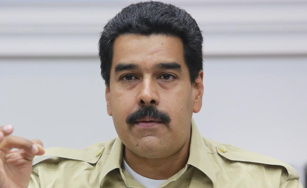 Desde la plaza Caracas dirigirá una alocución a sus seguidores. Foto: archivo.