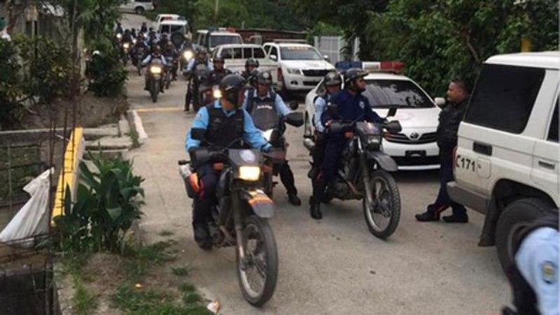 Desplegaron 970 funcionarios de seguridad en cuatro municipios del estado Carabobo. Foto: archivo.