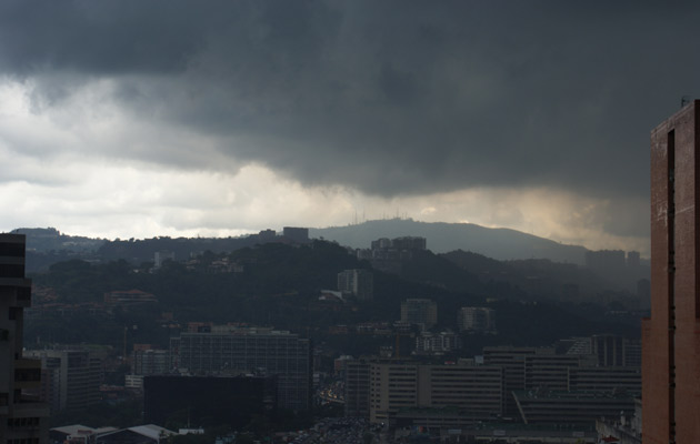 """En los estados Yaracuy, Falcón y Lara se prevé un clima """"parcialmente nublado"""". Foto: archivo"""