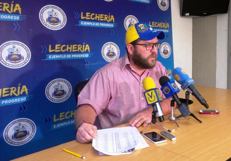 Lechería es el municipio que menor ingreso tendrá del Fondo Ezequiel Zamora Foto: Luis Méndez Urich