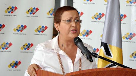 Lucena afirmó que el ente comicial ejerce su competencia para garantizar que la expresión soberana se realice efectivamente.. Foto: archivo