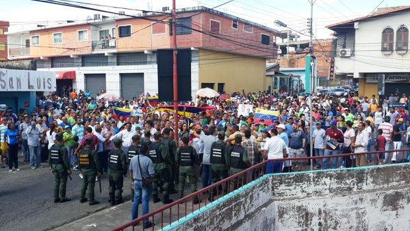 Electores en Guanare continúan solicitando recuento de votos Foto: Archivo