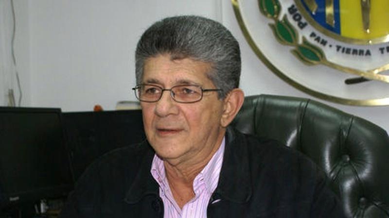 El dirigente político confirmó el número de diputados en la AN para la oposición Foto: Archivo