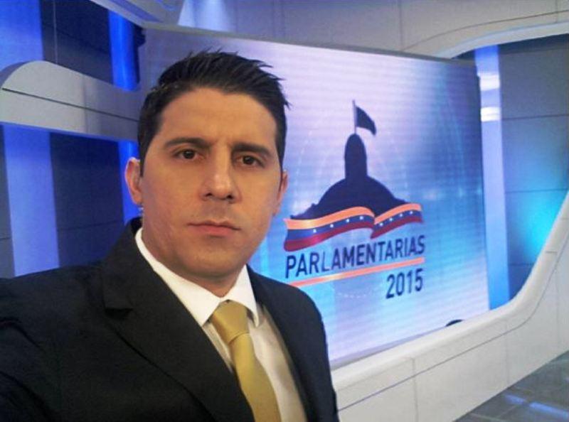 El periodista anunció su retiro del canal a través de las redes sociales Foto: Archivo