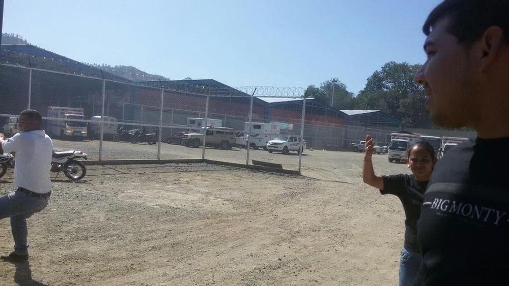 Exterior de carcel de San Carlos | Foto: cortesía @yasminvelasco