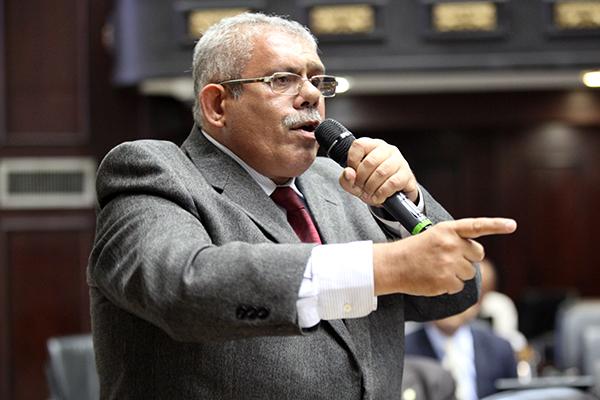 Diputado AN Elias MAtta Weber del Partido Un NUevo Tiempo - Foto: archivo