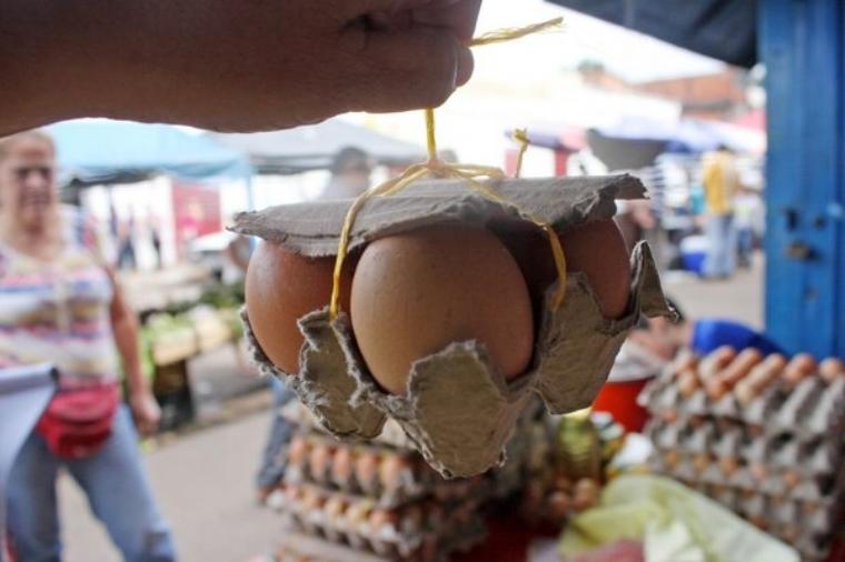 Ante alto costo de los productos, comerciantes incorporan nuevas presentaciones -Foto: cortesía