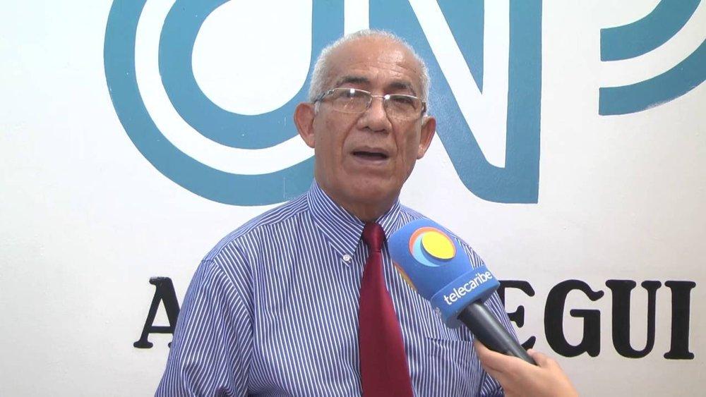 Secretario del CNP en Anzoátegui hace un llamado a defender la democracia Foto: notiminuto.com