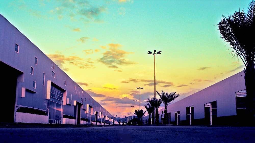 Parque Industrial Aerocentro desarrollado por el empresario Constantino Bonaduce