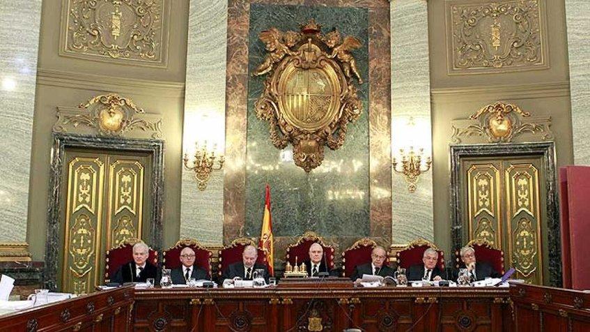 Resultado de imagen para Fotos del Tribunal Supremo español