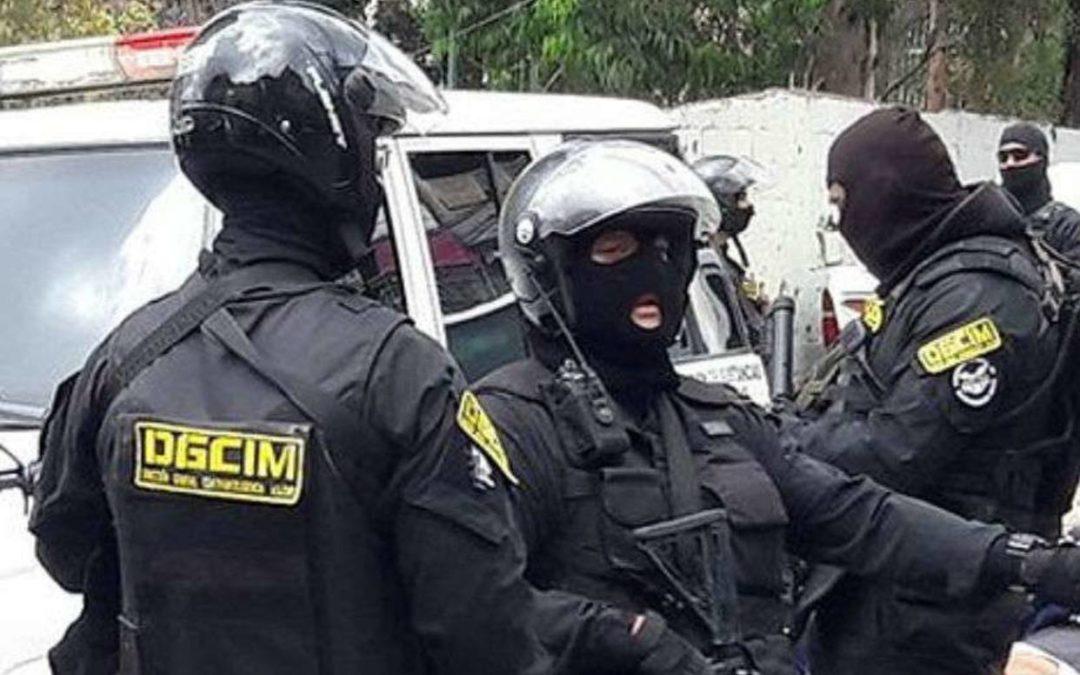 DGCIM detiene al segundo comandante de Brigada de Artillería