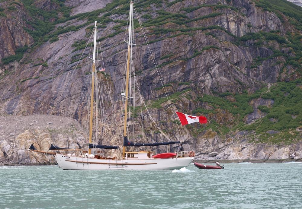 Unforgiving Majesty: Sailing Alaska