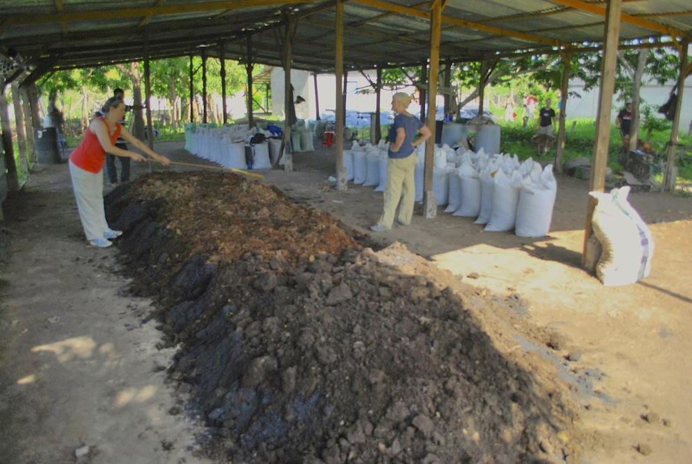 Bokashi fertilizer