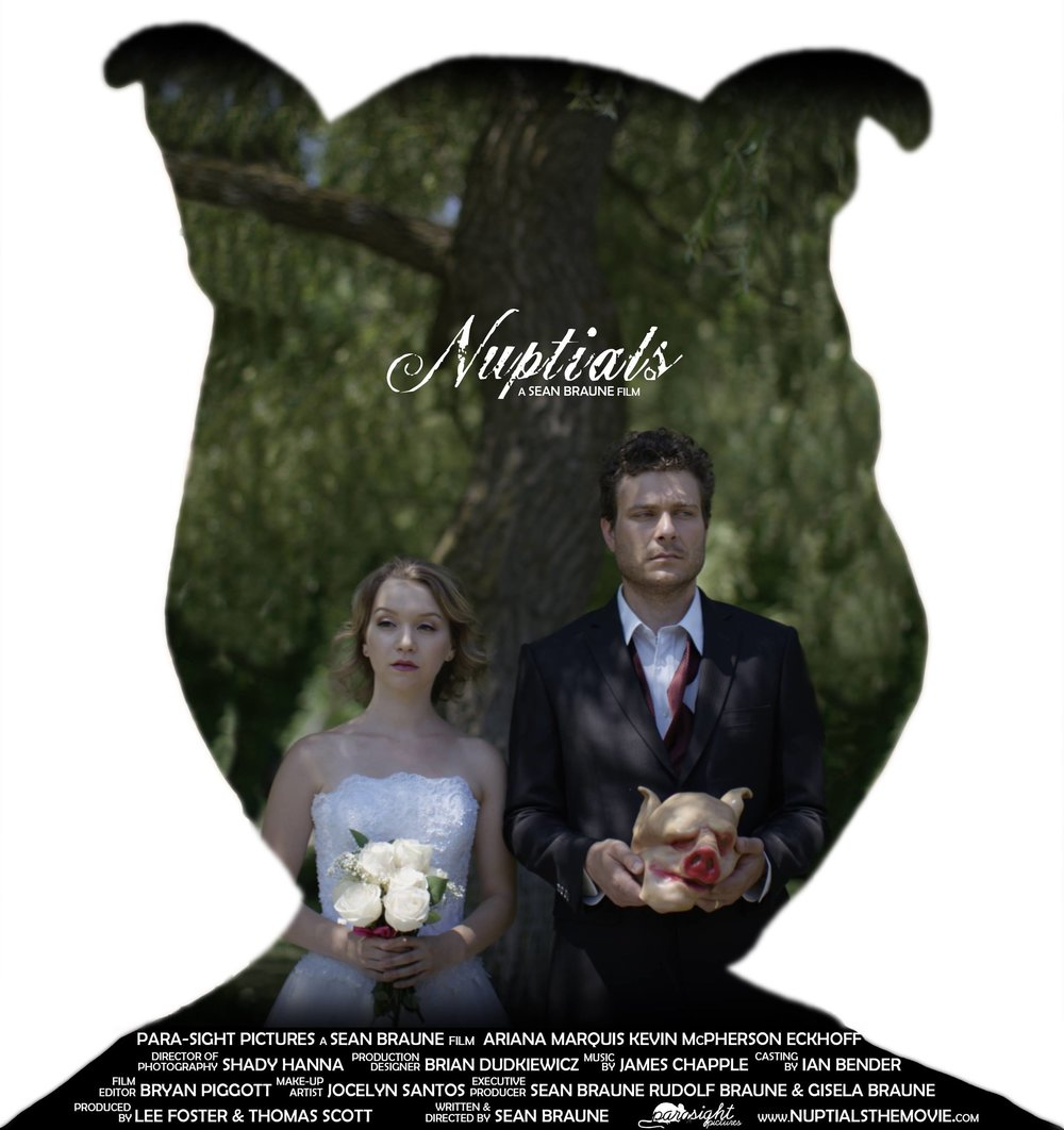 NUPTIALS   Hannah and Stephen were looking forward to the happiest day of their lives-their wedding. But little did they know that their destination wedding and honeymoon would unlock their deepest secrets and fears and force them to confront the darkness that lurks in love and the love that lives in darkness.