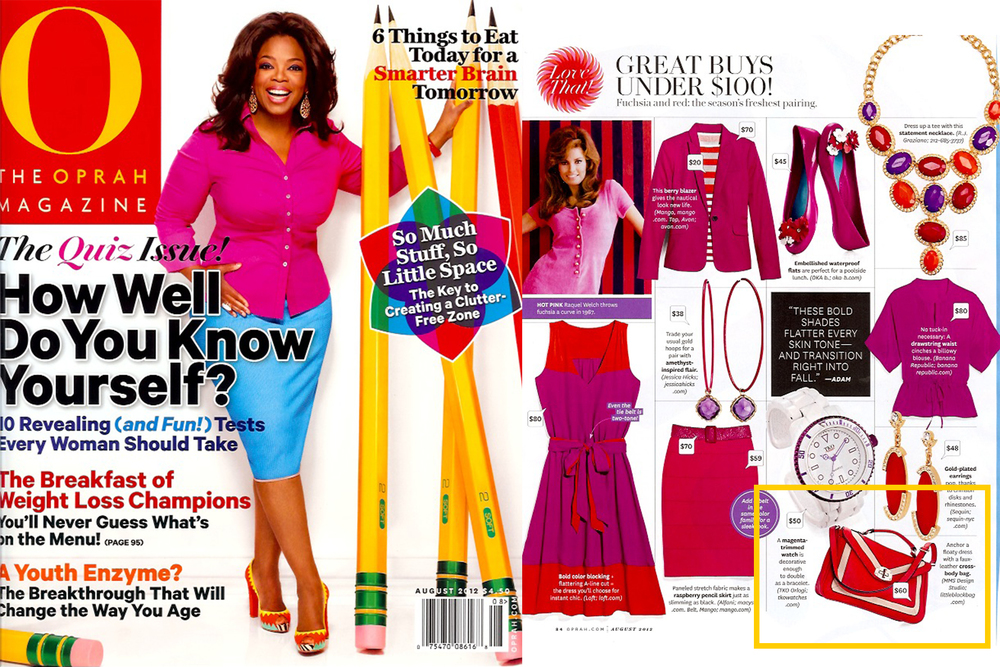 The Oprah Magazine