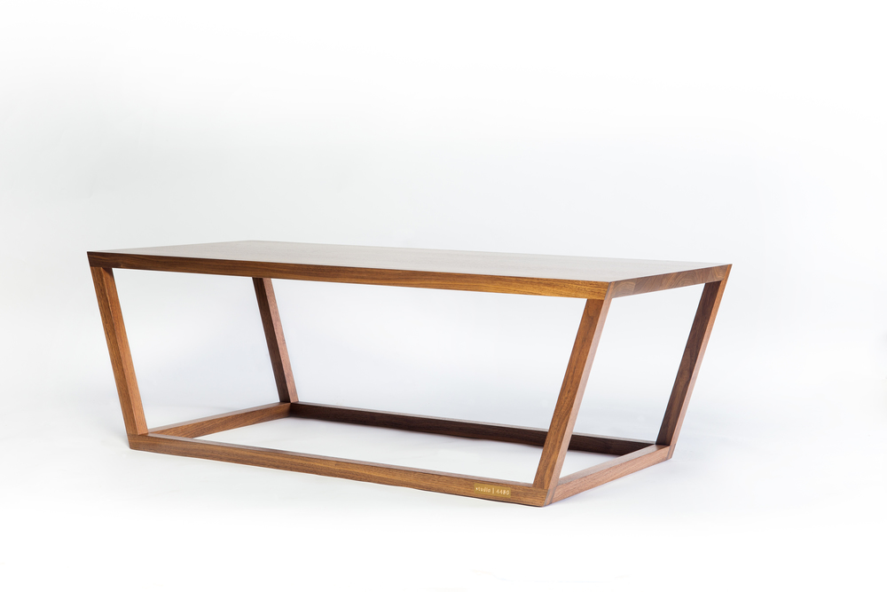 BVL One Table - Walnut