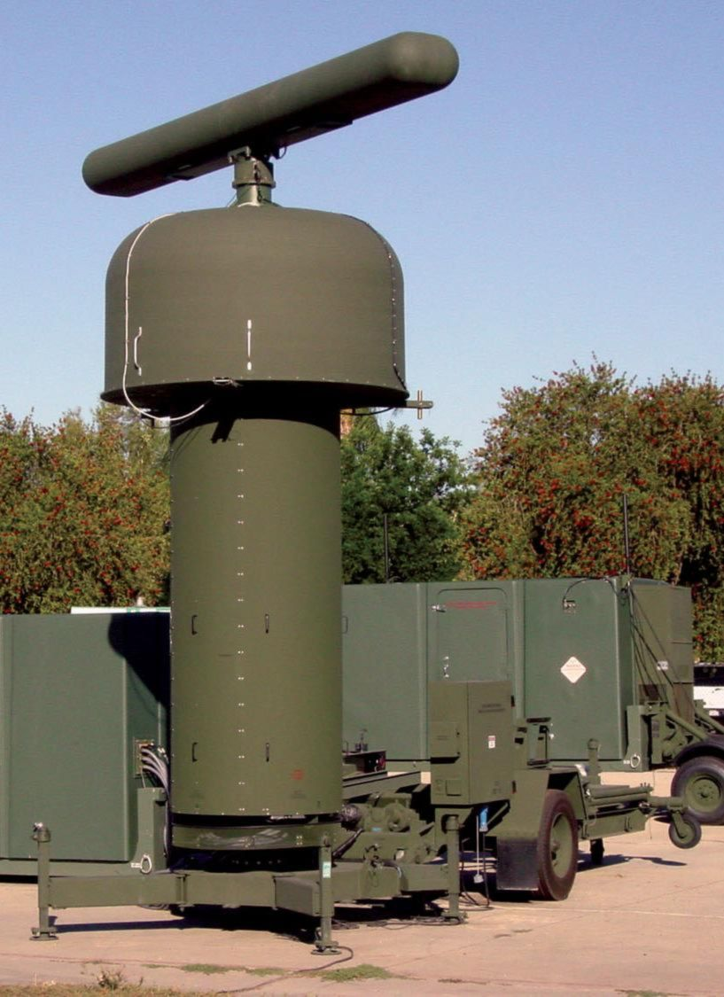 Mobile (Land/Air) Precision Approach Radar/GCA in Afghanistan  RPM PG-2000A