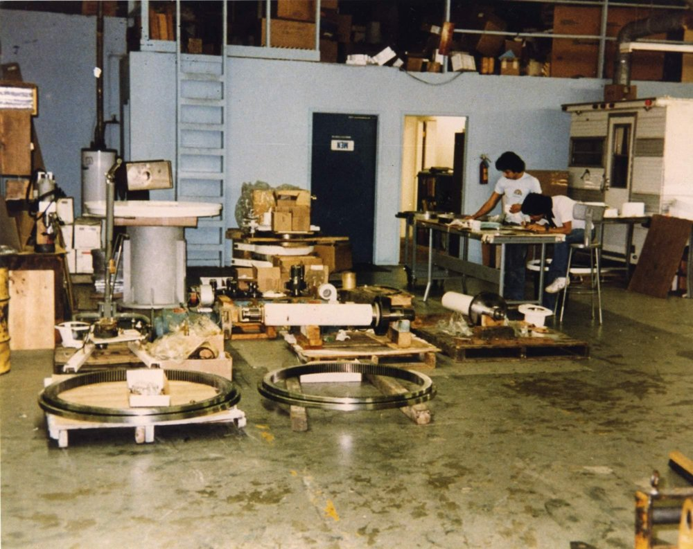 Complete detail inspection and cataloging of individual parts